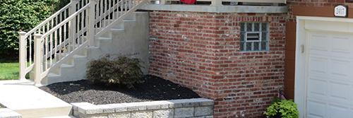 Brick, Stone & Concrete